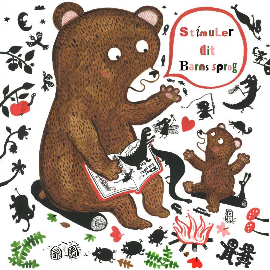 billede af en bjørn